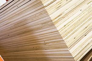 PureBond plywood panels