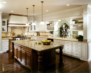 Kitchen made by Crestwood, a PureBond Fabricator
