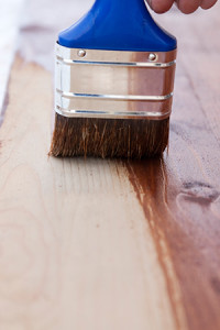 Applying finish to PureBond wood, wood finishing tips, hardwood plywood