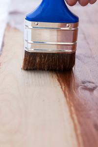 Applying finish to PureBond wood, wood finishing tips, hardwood plywood