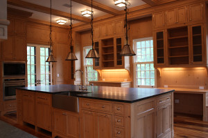 Overview. Kitchen made by a member of the PureBond Fabricator Network
