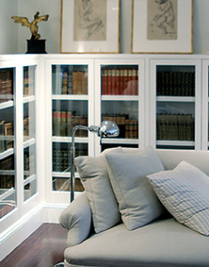 Bookshelves made by FirstStep by PureBond