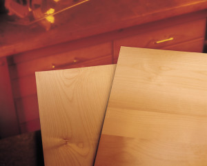 Columbia Alder by PureBond plywood